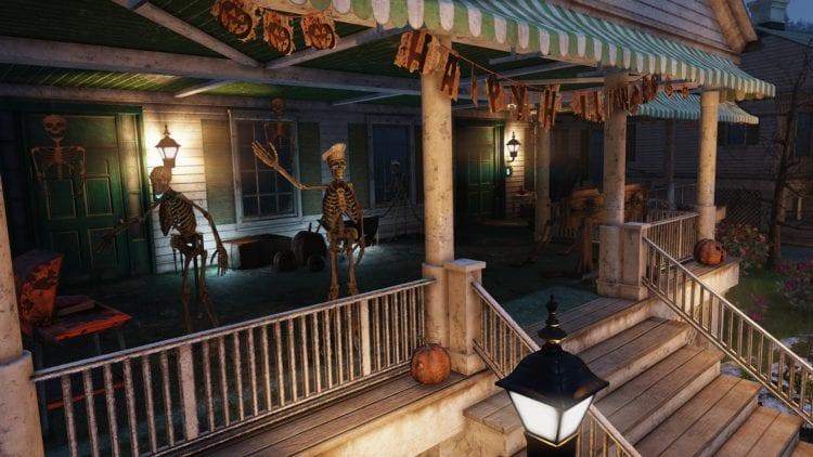 Fallout 76 Update 14 Mischief Night Halloween