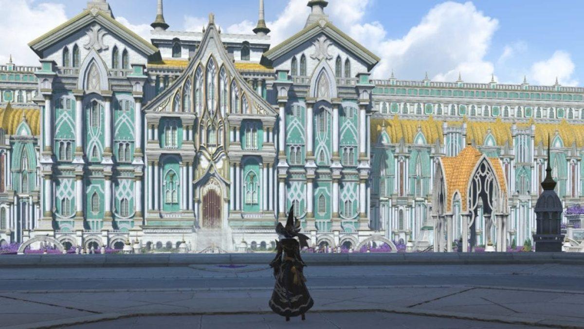 Final Fantasy 14 Grand Cosmos