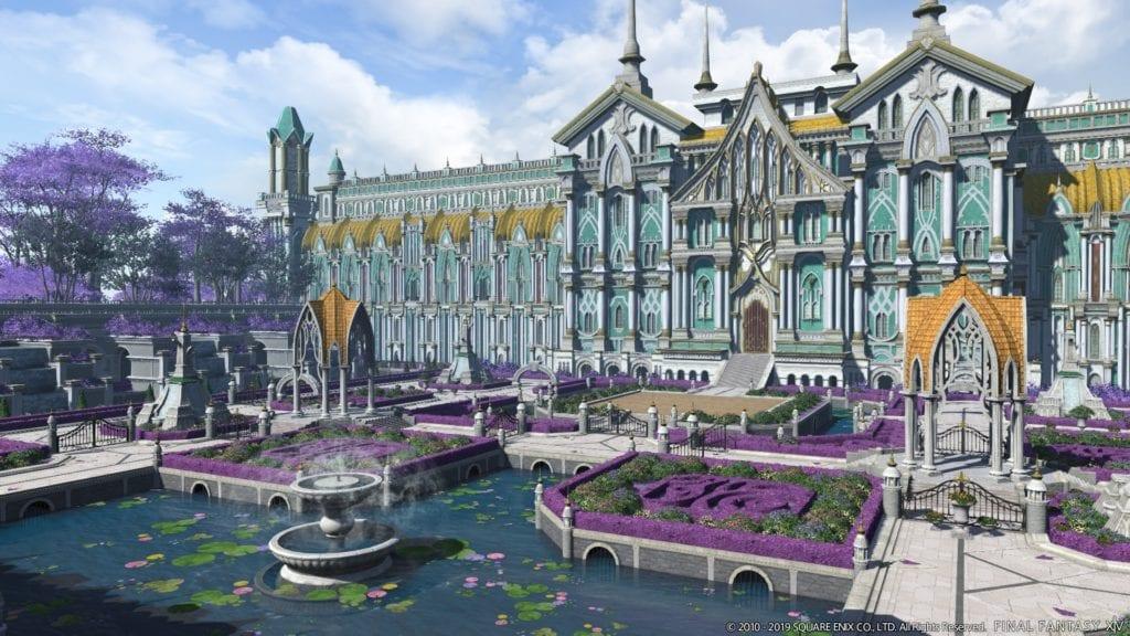 Final Fantasy 14 Grand Cosmos Nier Automata