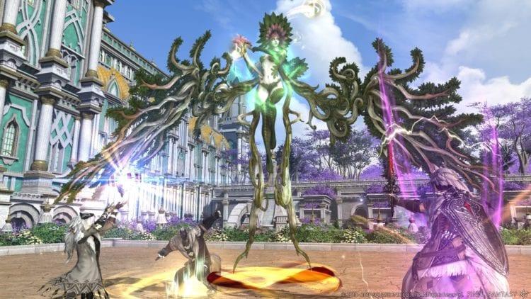 Final Fantasy 14 Leannan Sith 1