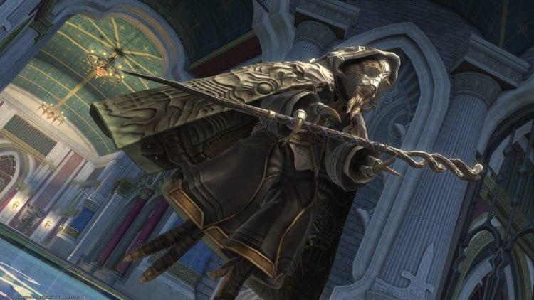 Final Fantasy 14 Seeker Of Solitude 1