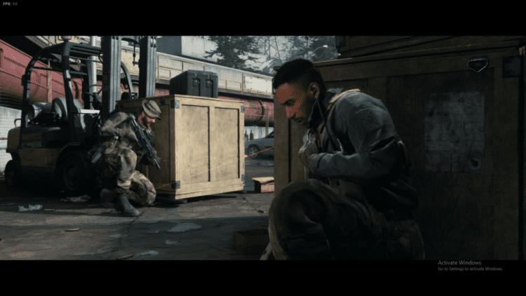 price and garrick modern warfare november 25 update