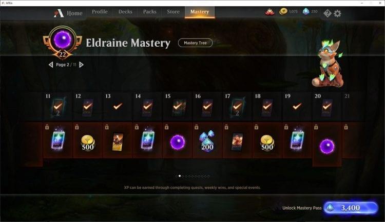 Eldraine Mastery