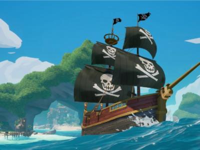 Pirate Battle Royale Blazing Sails