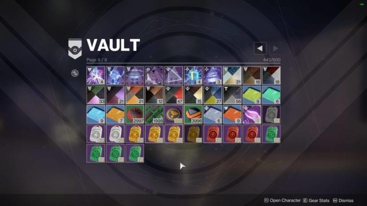 Player Vault