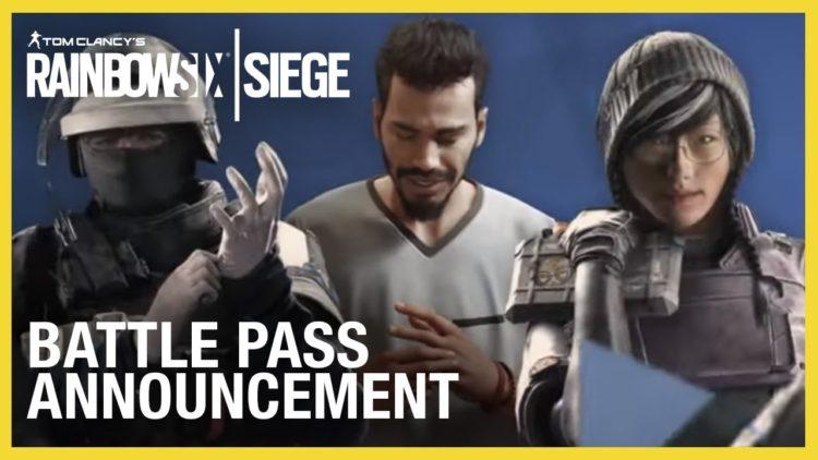 Rainbow Six Siege Launches 'call Me Harry' Mini Battlepass