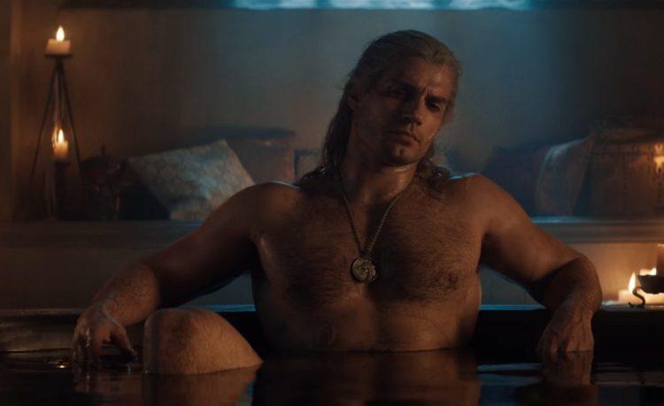 The Witcher Netflix Tv Show geralt Tub