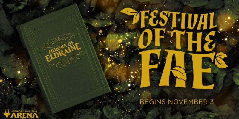 festival of the fae mtg arena