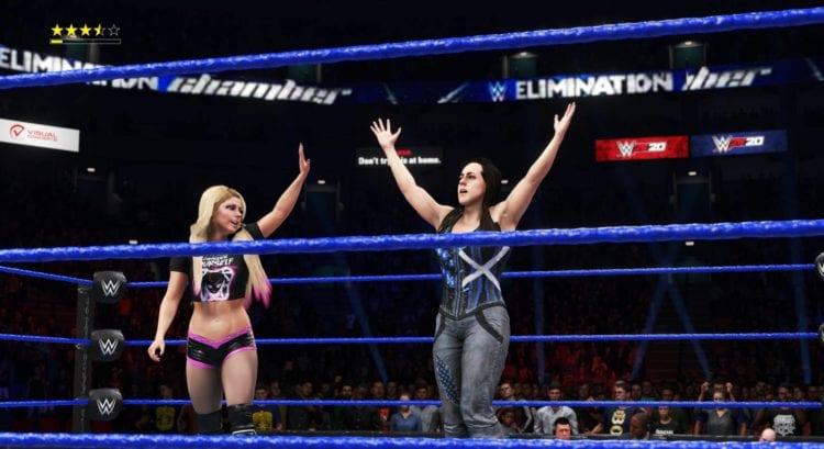 Alexa And Nikki Win