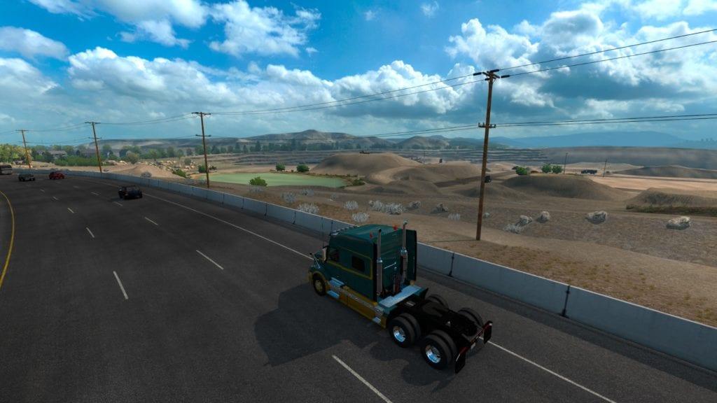 American Truck Simulator Utah Mine