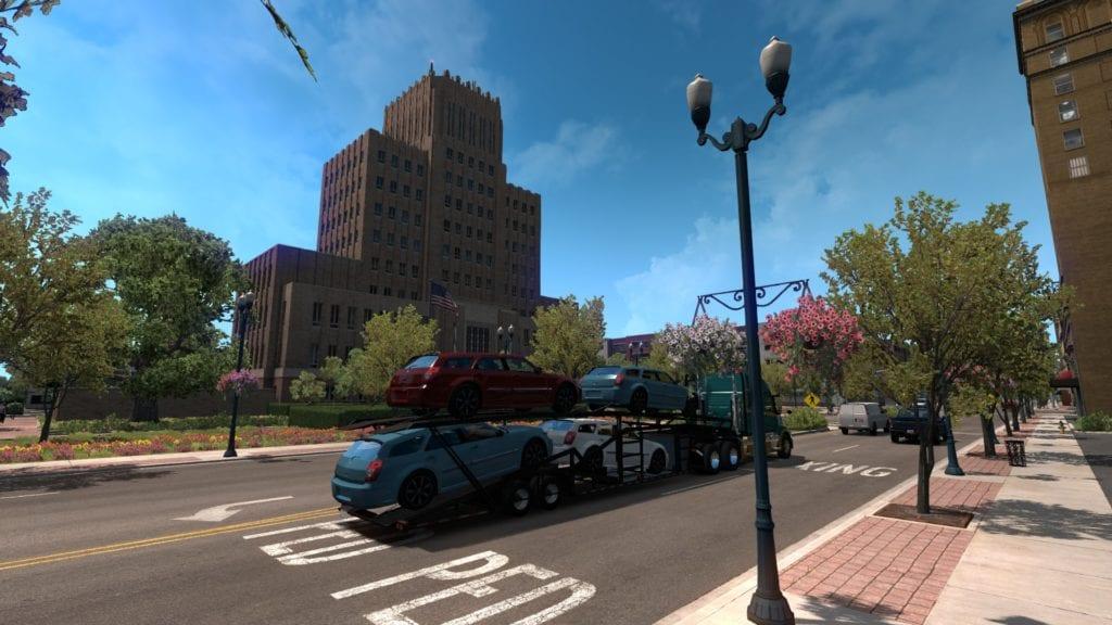 American Truck Simulator Utah Ogden