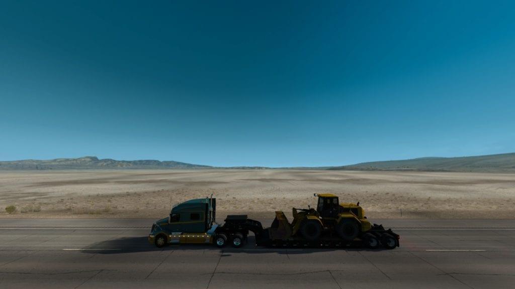 AmericanTruckSimulator Utah Salt Flats