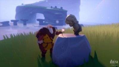 Arise Statue Screenshot