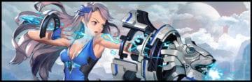 Battle Breakers Launch Trailer Hero Treya Trueshot