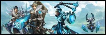 Battle Breakers Launch Trailer Heroes Ice