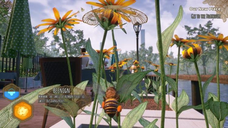 Bee Simulator Beenign