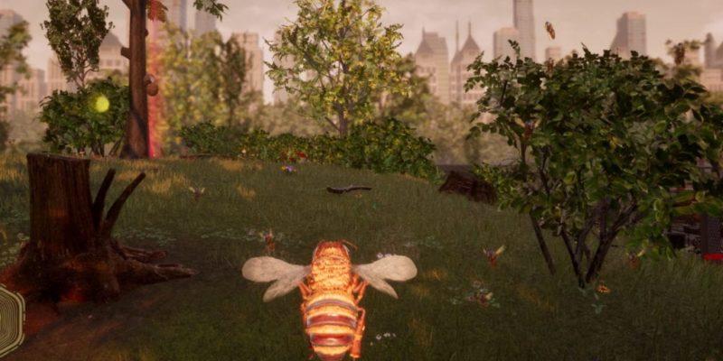 Bee Simulator Feature