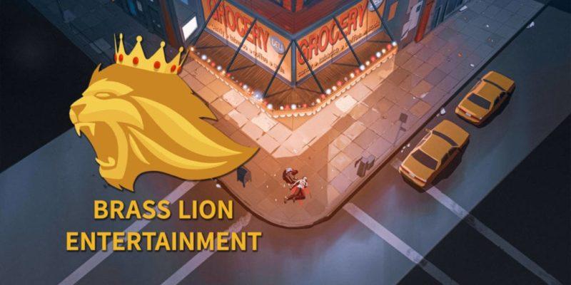 Brass Lion Entertainment Corner Wolves Announcement