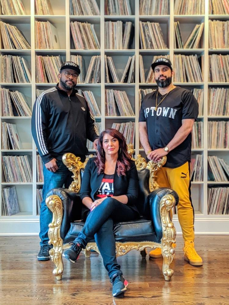 Brass Lion Entertainment Manveer Heir Bryna Dabby Smith Rashad Redic Founders New Studio