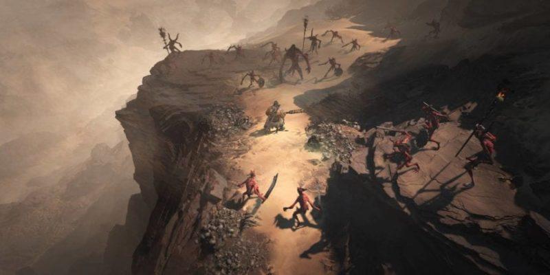 Diablo IV seamless shared world