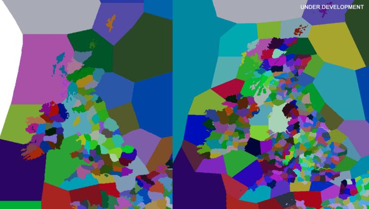 Crusader Kings 3 Map Crusader Kings 2 Ck2 Vs Ck3