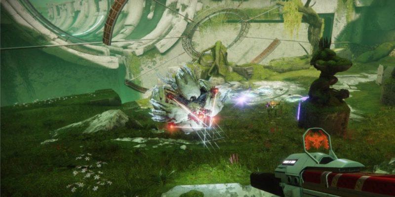 Destiny 2 Shadowkeep Leftovers Garden Of Salvation Raid Challenge