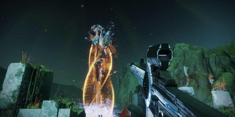 Destiny 2 Shadowkeep Zero To One Hundred Garden Of Salvation Raid Challenge Boss