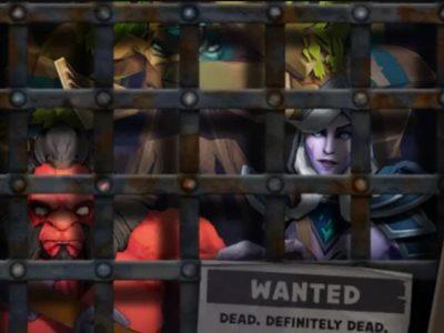 Dota Underlords Jail Update