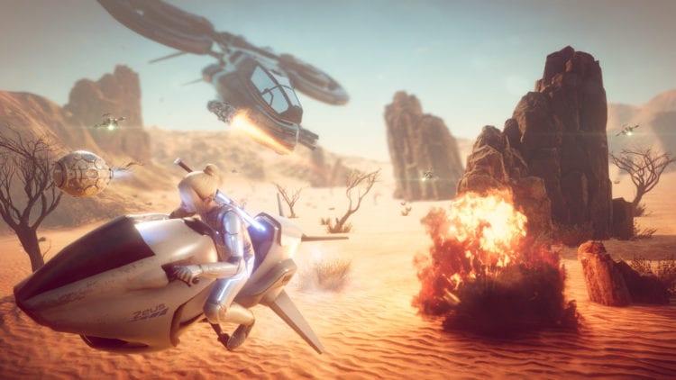 Everreach Project Eden Release Date mini Mass Effect