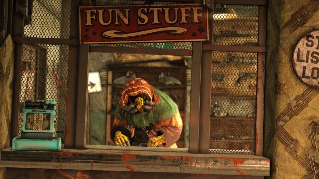 Purveyor Fallout 76