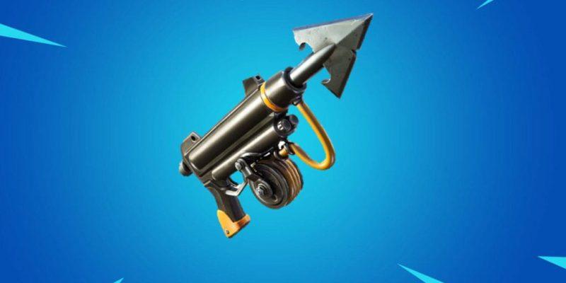 Fortnite Chapter 2 Harpoon Gun Fishing