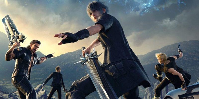 Google Stadia Final Fantasy Xv Launc Games Updated To 22