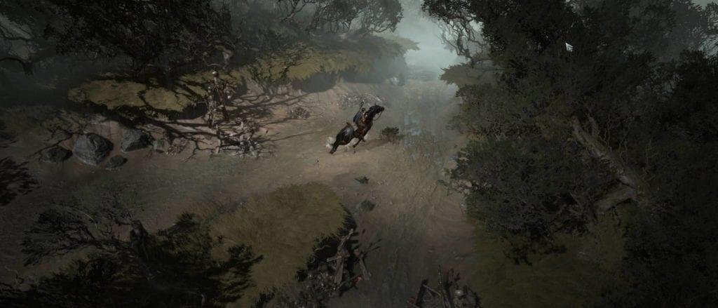 Diablo IV shared world