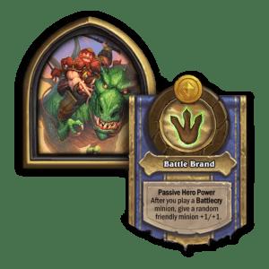 Hearthstone Battlegrounds Brann Bronzebeard