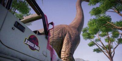 Jurassic World Evolution: Return to Jurassic Park launches next month