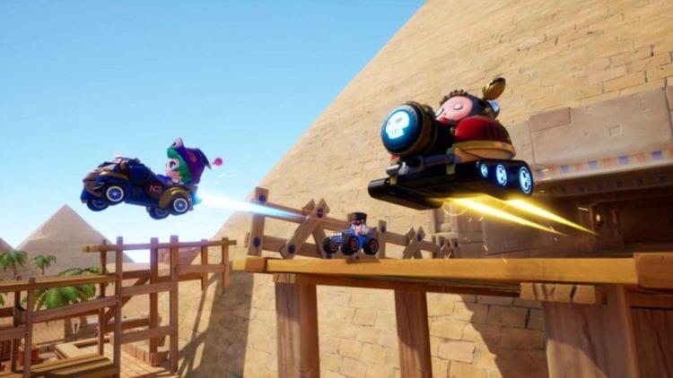 Kartrider Drift Close Beta Announcement Trailer Challenges Jump