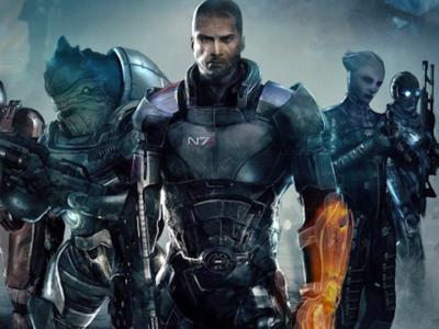 Mass Effect 5 bioware