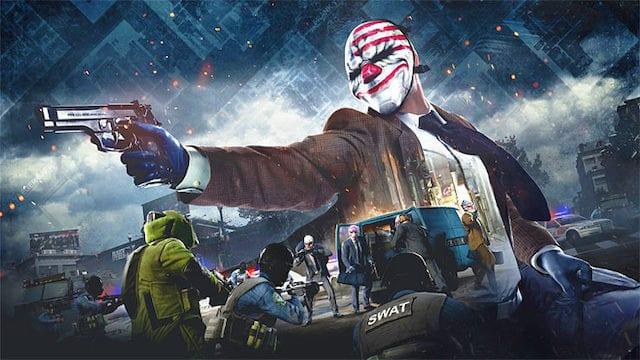 Payday 2 DLC Starbreeze Studios Overkill