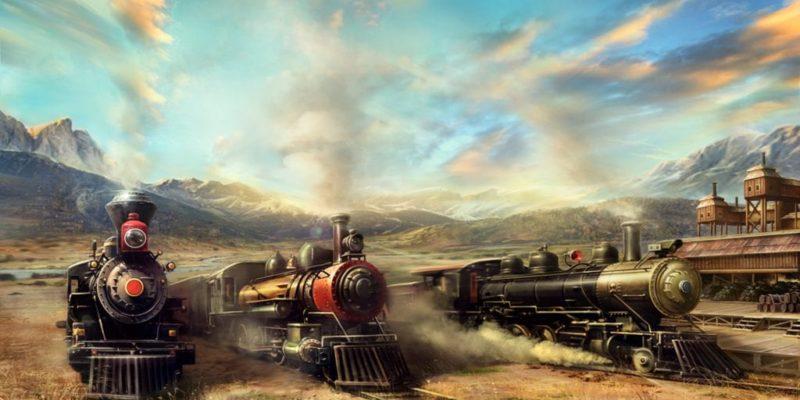 Railroad Corporation Art