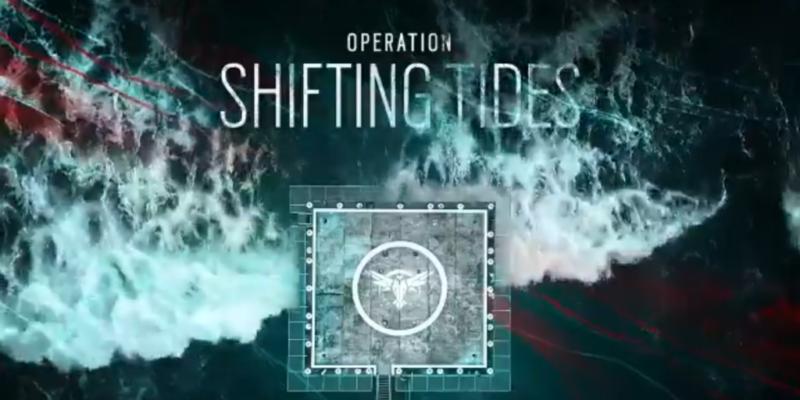 Rainbow Six Siege Shifting Tides