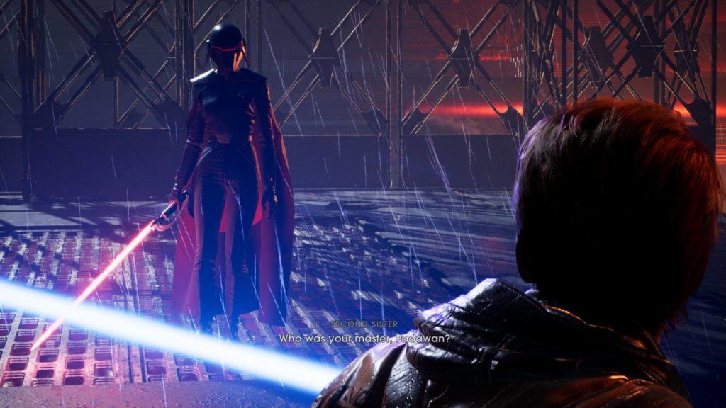 Star Wars Jedi: Fallen Order update patch combat terrarium