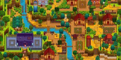 Stardew Valley Update 1.4 Content Free Update Farm Screenshot Button