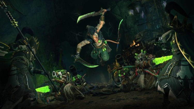 The Shadow & The Blade Dlc Total War Warhammer Ii Total War Warhammer 2 Deathmaster Snikch