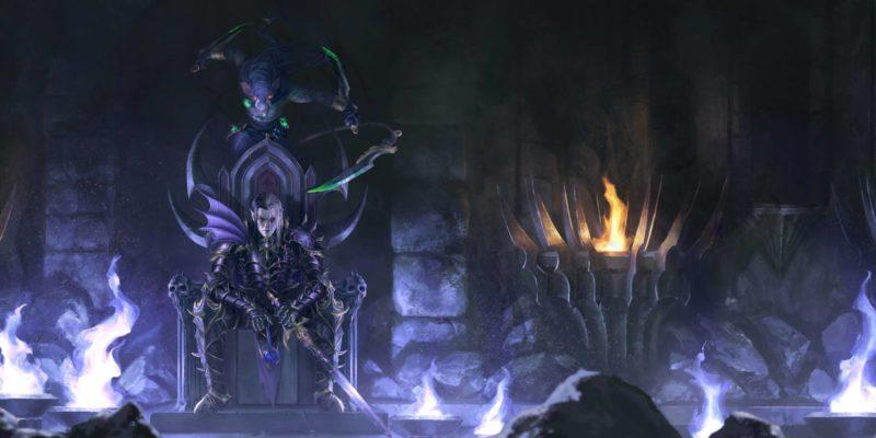 The Shadow & The Blade Dlc Total War Warhammer Ii Total War Warhammer 2 Deathmaster Snikch Malus Darkblade Repanse De Lyonesse