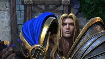 Warcraft III: Reforged beta WOW Arthas Blizzard Official