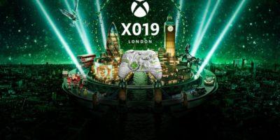 X019 London Announcements Reveals Trailers Games Xbox Microsoft