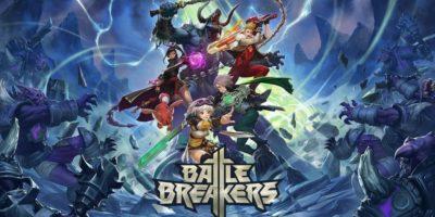 Battle Breakers Launch Trailer Busts Onto The Scene