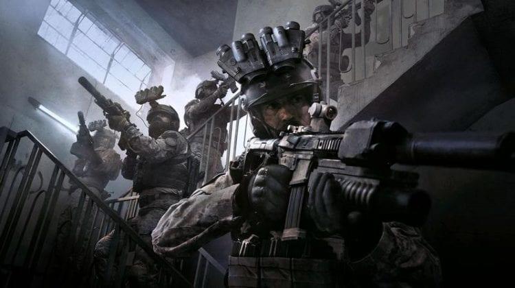 Call Of Duty Modern Warfare patch 1.09