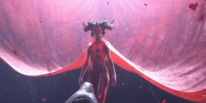 Diablo 4 Blizzcon Lilith