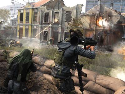 Modern Warfare 200-player battle royale leaked